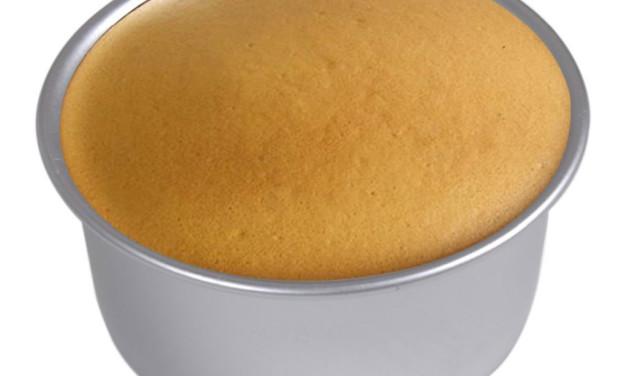 Kapsel (Chiffon Cake)
