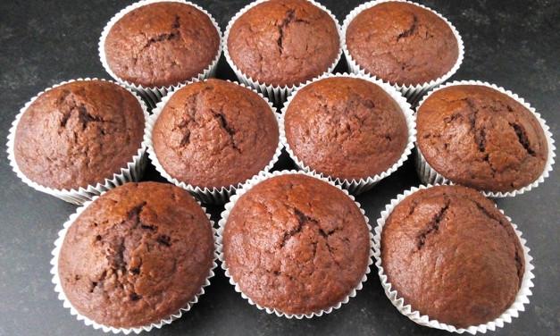 Chocobanana Muffins