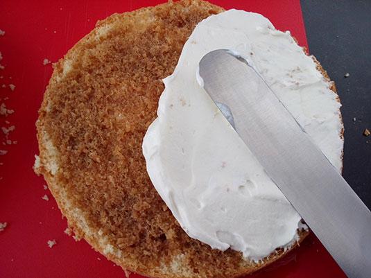 tiramisutaart-laag1 Tiramisu taart